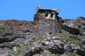 ancien fort de la turra